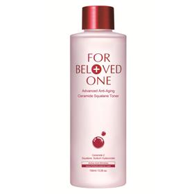 FOR BELOVED ONE 寵愛之名 化妝水- 全能抗皺神經醯胺角鯊化妝水