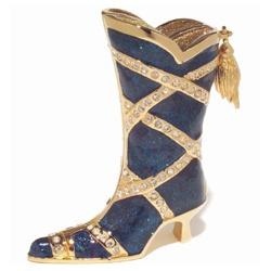 霓采天堂幸運靴固體香精 Beyond Paradise Blue Boots