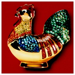 Estee Lauder 雅詩蘭黛 固體香精系列-我心深處尊貴雞固體香精 Intuition Rooster