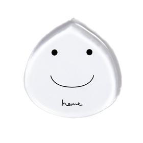 彩妝用具產品- Baby Q透明粉撲