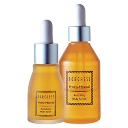 BORGHESE 貝佳斯 精華‧原液-精華活膚劑 HYDRO-MINERALI REVITALIZING WATER SERUM