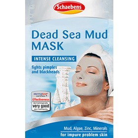 Schaebens 雪本詩 清潔面膜系列-死海泥面膜  Dead Sea Mud Mask