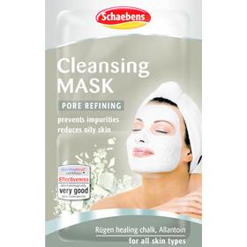 Schaebens 雪本詩 清潔面膜系列-霜狀清潔面膜  Cleansing Mask