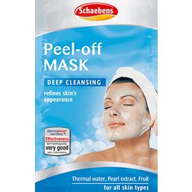 Schaebens 雪本詩 清潔面膜系列-珍珠撕除式面膜  Peel-off Mask
