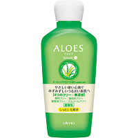 Utena 佑天蘭 ALOES系列-有機蘆薈保濕化妝水 Aloes Lotion R <b>