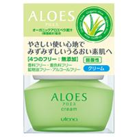 Utena 佑天蘭 ALOES系列-有機蘆薈保濕凝霜 Aloes Moist Gel <b>