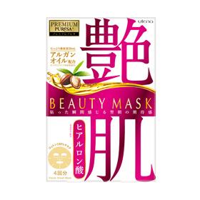 Utena 佑天蘭 保養面膜-艷肌玻尿酸面膜 Premium  Puresa  Beauty  Mask  HA