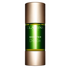 CLARINS 克蘭詩 精華‧原液-激活小綠瓶-淨化綠咖啡 Booster Detox