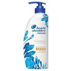 洗髮產品-致美潤澤洗髮乳(水潤柔亮)