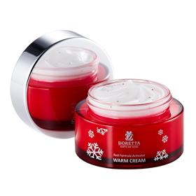 DORETTA 朵芮 乳霜-紅萃微導肌白溫感凝膜 Red Formula Activator Warm Cream