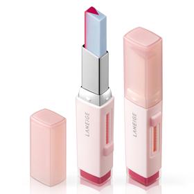 LANEIGE 蘭芝 唇膏-超放電晶潤雙色唇膏 Two Tone Tint Lip Bar