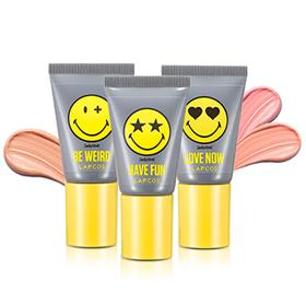 頰彩‧修容產品-笑臉聯名渲染氣墊腮紅霜