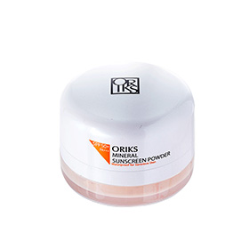 ORIKS  底妝系列-柔礦防曬蜜粉撲SPF50+/PA+++ MINERAL SUNSCREEN POWER SPF50+ / PA+++