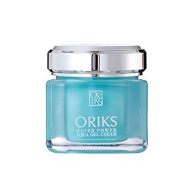 ORIKS  保養系列-冰河活萃水凝霜 Watery Power Aqua Gel Cream