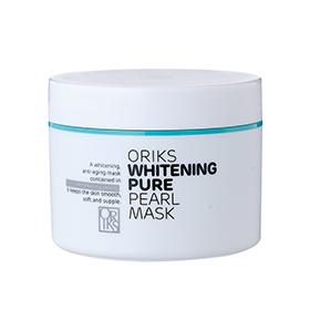 ORIKS  保養系列-珍珠瀅白煥妍敷膜 WHITENING PURE PEARL MASK