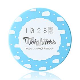 1028  粉餅-微光持妝迷你保濕粉餅 Nude Compact Powder
