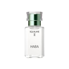 HABA 精華‧原液-植萃角鯊精純液 SQUALANE II