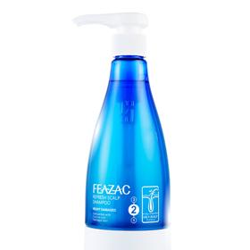 FEAZAC 髮品系列-頭皮賦育洗髮素-清爽去油