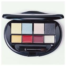 SHISEIDO 資生堂-專櫃 彩妝組合-活顏悅色 晶燦繽紛彩妝盤