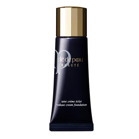 cle de peau Beaute 肌膚之鑰 粉霜(含氣墊粉餅)-絲緞光采粉霜