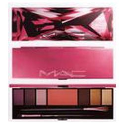 M.A.C 彩妝組合-限量時尚晶彩盤