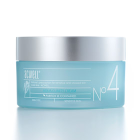 Acwell 艾珂薇 乳霜-NO4深層極緻保濕舒緩水凝霜