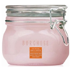 BORGHESE 貝佳斯 面膜系列-活力亮采美膚泥漿面膜 Brightening Mud Mask for face and body