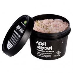 LUSH 洗顏-海藻壽司潔面膏 Aqua Marina