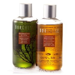 BORGHESE 貝佳斯 礦物溫泉系列-美髮-草本精華護髮素 CONDITIONING TREATMENT FOR HAIR & SCALP