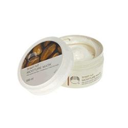 The Body Shop 美體小舖 護髮-巴西核果洗前修護滋養髮膜 BRAZIL NUT MOISTURE MASK