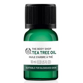 The Body Shop 美體小舖 皮膚問題-茶樹精油 Tea Tree Oil
