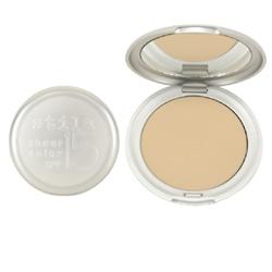 stila  粉底產品-輕呼吸防曬控油粉餅乾SPF15 sheer color powder SPF 15