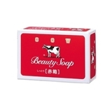 牛乳石鹼紅盒皂(玫瑰保濕)