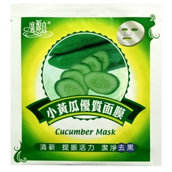 kuanyuanlian 廣源良 小黃瓜系列-小黃瓜優質面膜