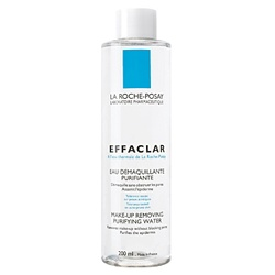 LA ROCHE-POSAY 理膚寶水 臉部卸妝-青春清爽潔膚水 EFFACLAR Make-up Purifying Water