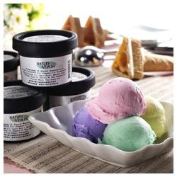 冰淇淋磨砂潔顏霜