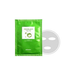 MISSHA  DSW海洋系列-DSW 海洋面膜 (清新綠茶) DSW Deep Sea Aqua Sheet Mask (Green Tea)