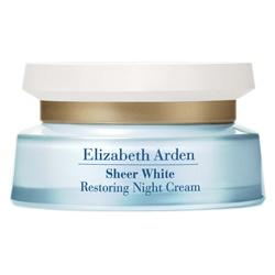 Elizabeth Arden 伊麗莎白雅頓 絲亮白系列-絲亮白修護晚霜 Restoring Night Cream
