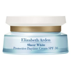 Elizabeth Arden 伊麗莎白雅頓 絲亮白系列-絲亮白防護日霜