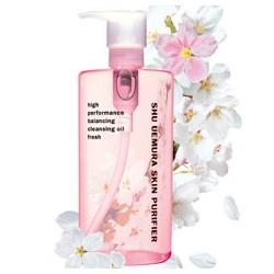 櫻花潔顏油