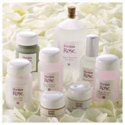 Persian Rose 波斯玫瑰 臉部保養-波斯有機玫瑰保濕修護霜 Organic Rose Face Cream