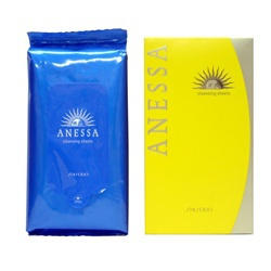 安耐曬潔膚布膜 Anessa Cleansing Sheets