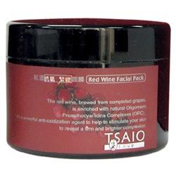 紅酒抗氧緊緻面膜 Red Wine Facial Pack