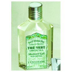 綠茶雙效沐浴膠 Green Tea Shower Gel