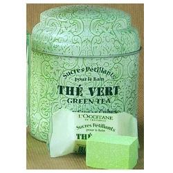 綠茶泡泡方糖 Green Tea Fizzy Sugar Cubes