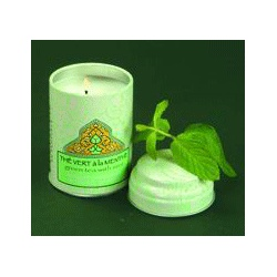 L'OCCITANE 歐舒丹 綠茶-薄荷綠茶香氛蠟燭 Green Tea With Mint Scented Candle