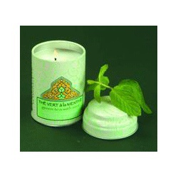 薄荷綠茶香氛蠟燭 Green Tea With Mint Scented Candle