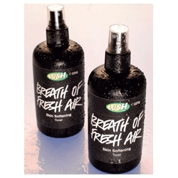 LUSH 柔膚系列(臉部)- 水水動人 柔膚水 BREATH OF FRESH AIR