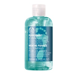 The Body Shop 美體小舖 腿‧足保養-薄荷沁涼腿膠 Peppermint Cooling Leg Gel