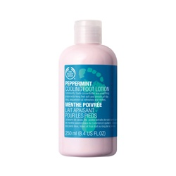 The Body Shop 美體小舖 腿‧足保養-薄荷沁涼潤足乳液 Peppermint Cooling Foot Lotion